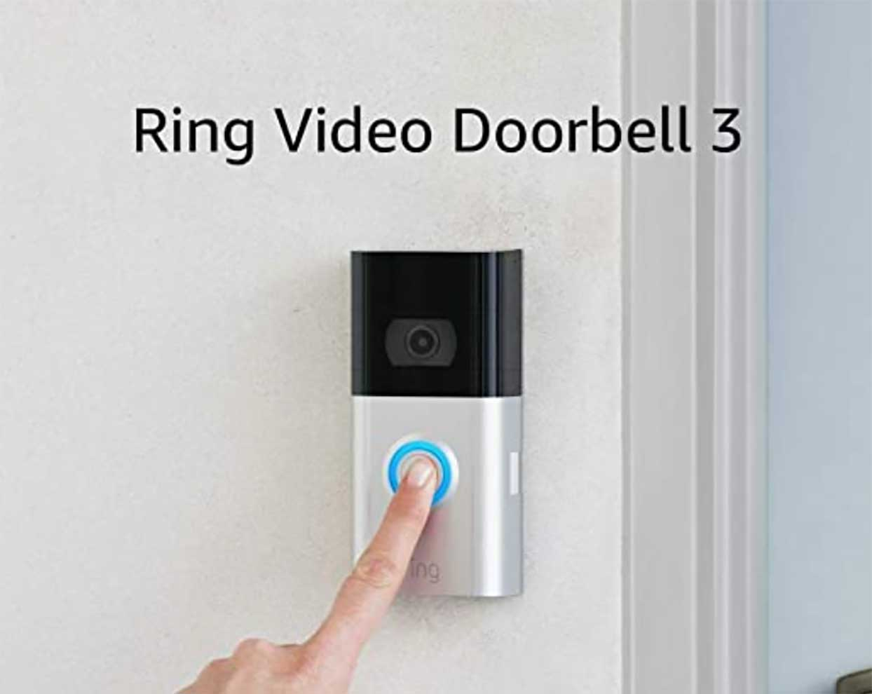 Ring Doorbell with Video