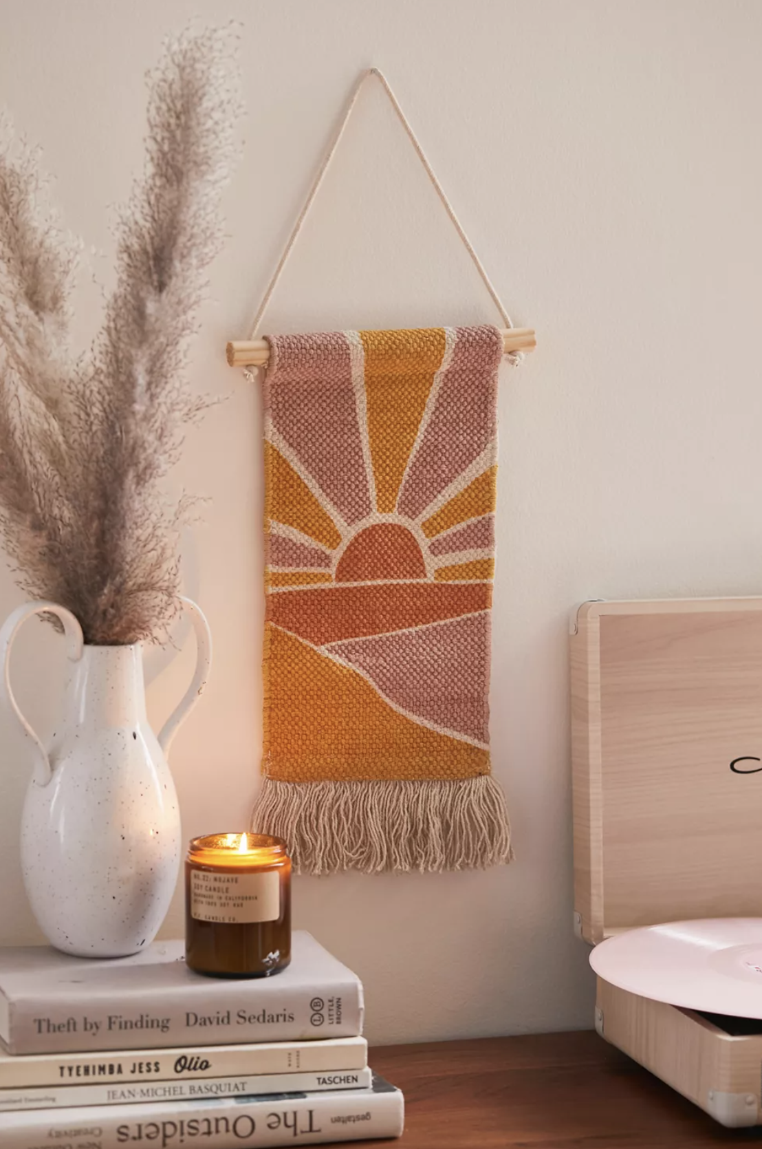 Urban Outfitters Sunrise Wall Hanging
