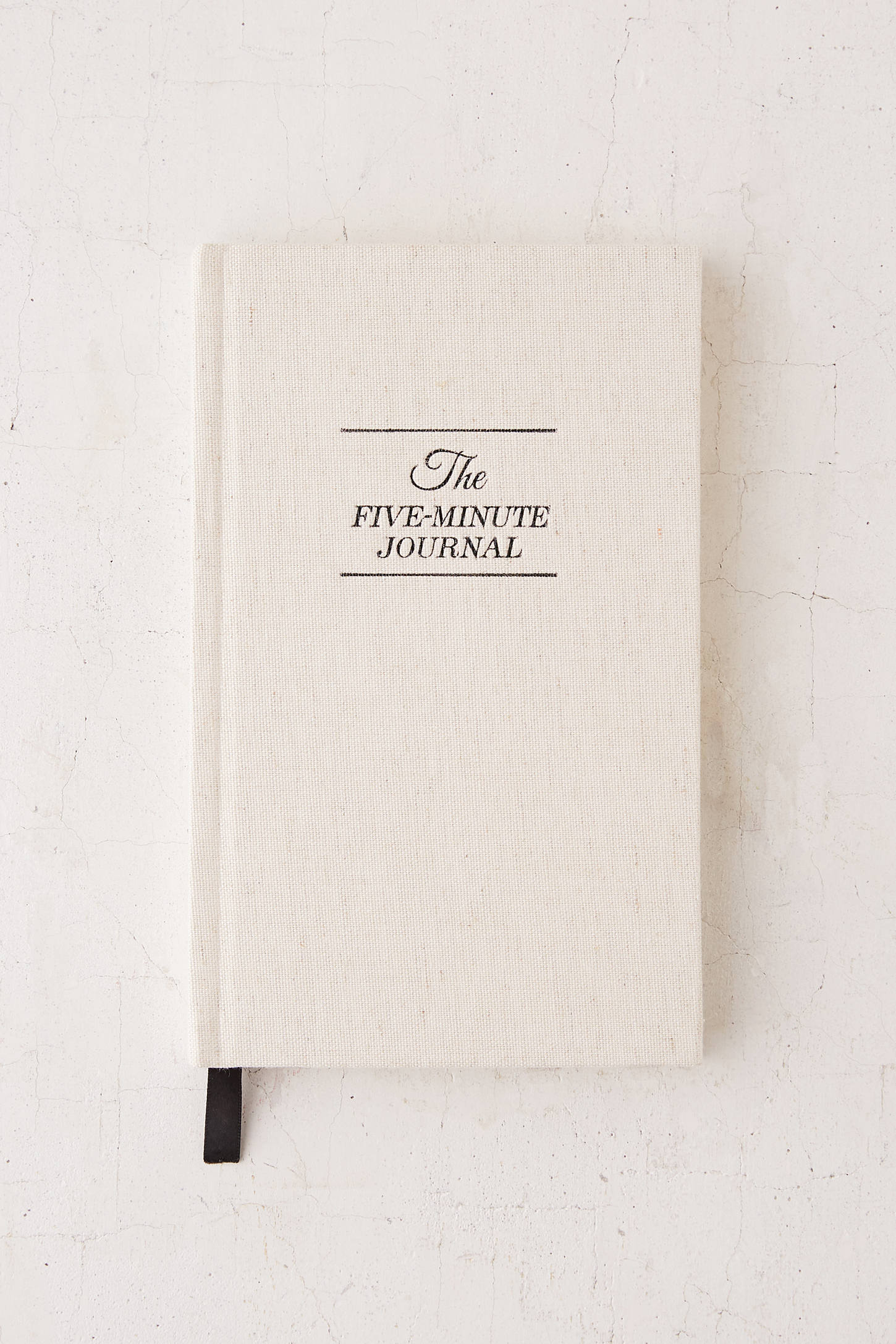 The Five-Minute Journal By Intelligent Change