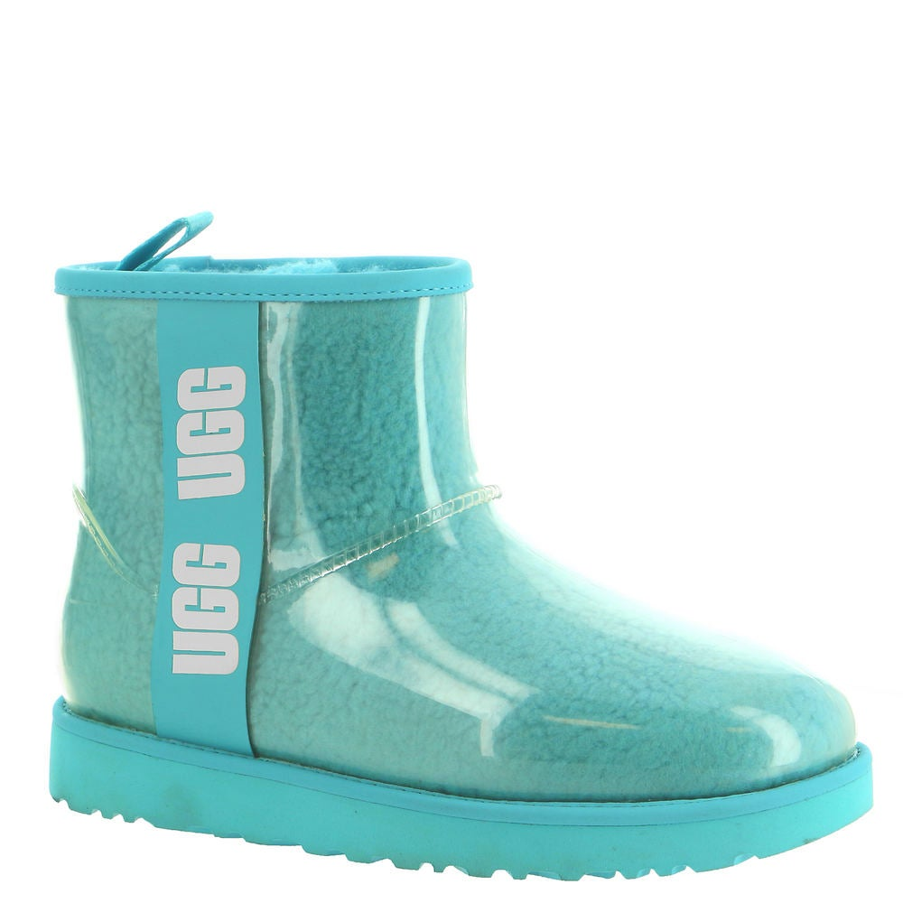 Ugg Classic Mini Waterproof Clear Boot