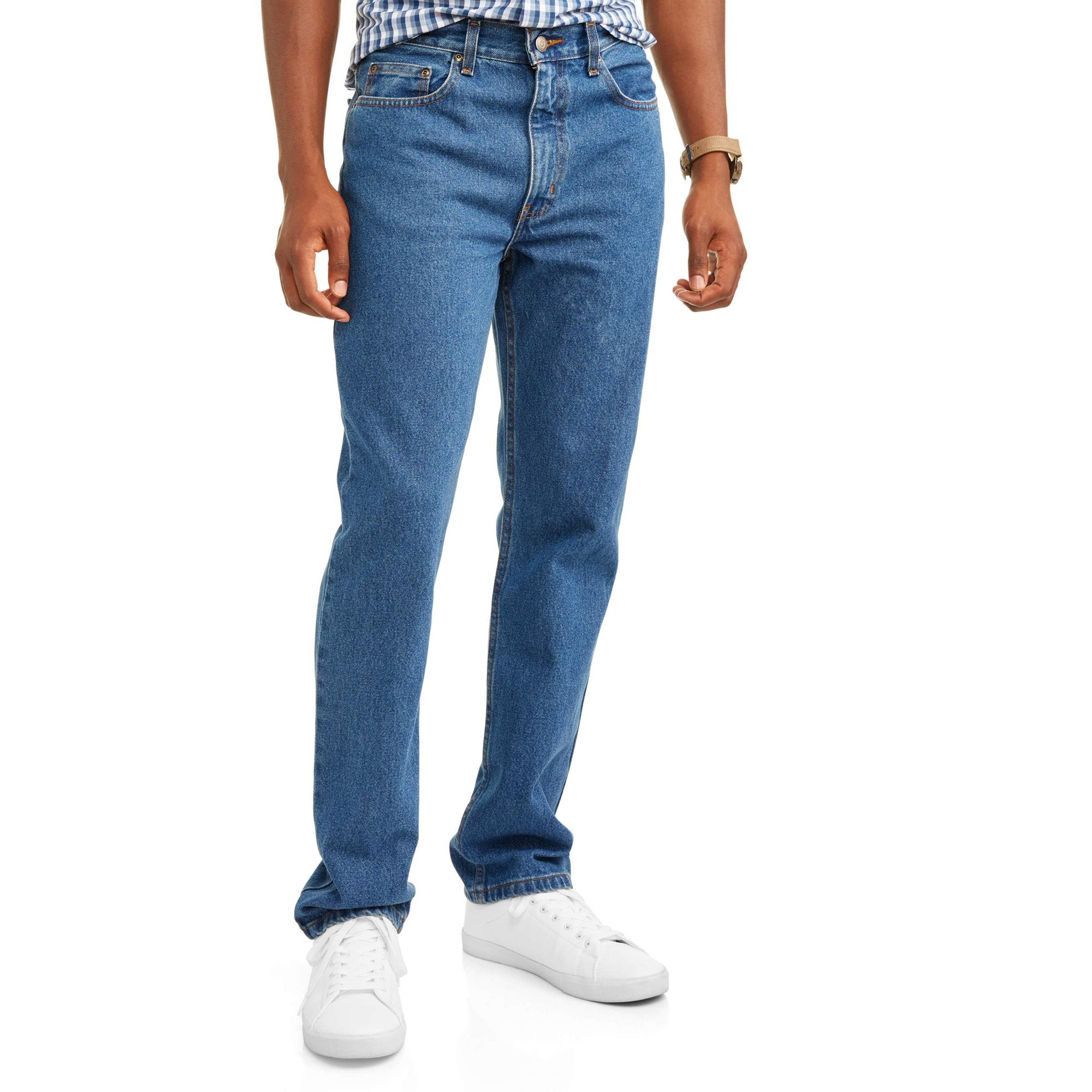 Walmart George regular fit jeans