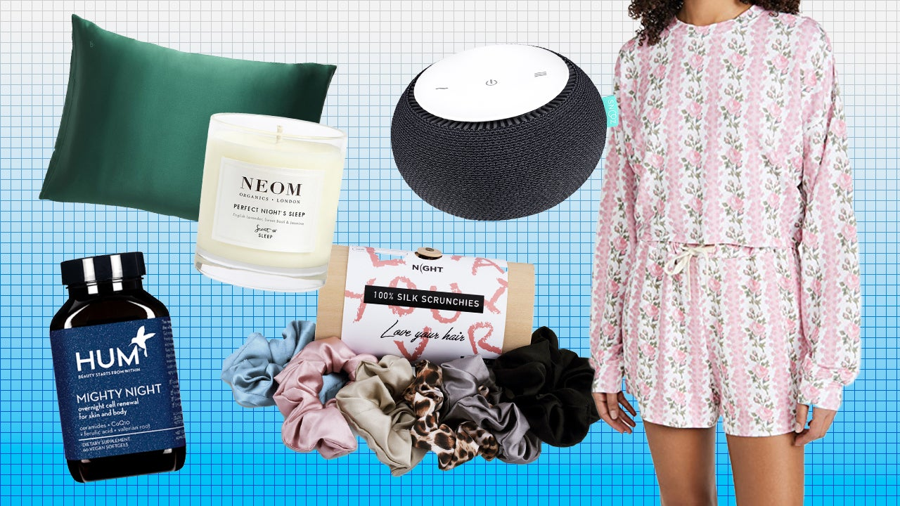 The Best Items to Buy for a Good Night's Sleep