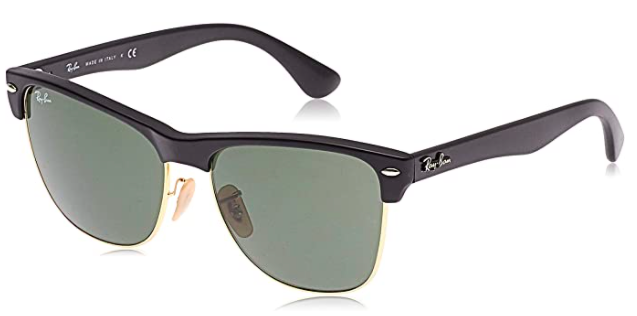 Ray-Ban Rb4175 Clubmaster Square Sunglasses