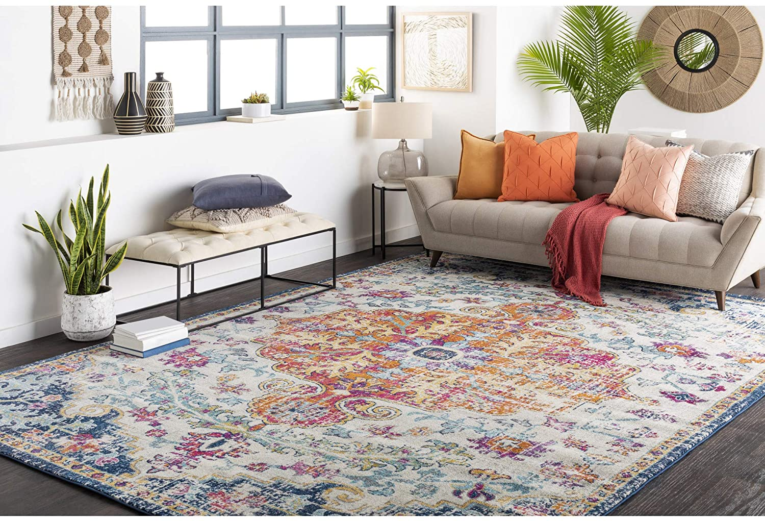 Artistic Weavers Odelia Updated Traditional Rug