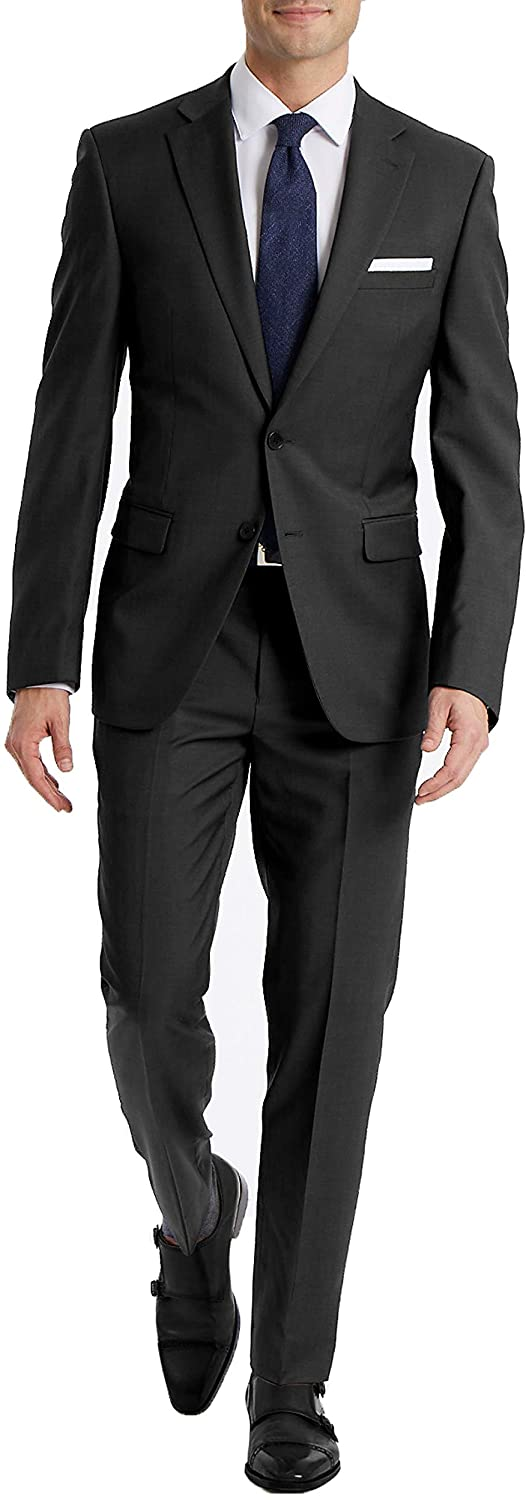 Calvin Klein Men's Slim Fit Suit Separates