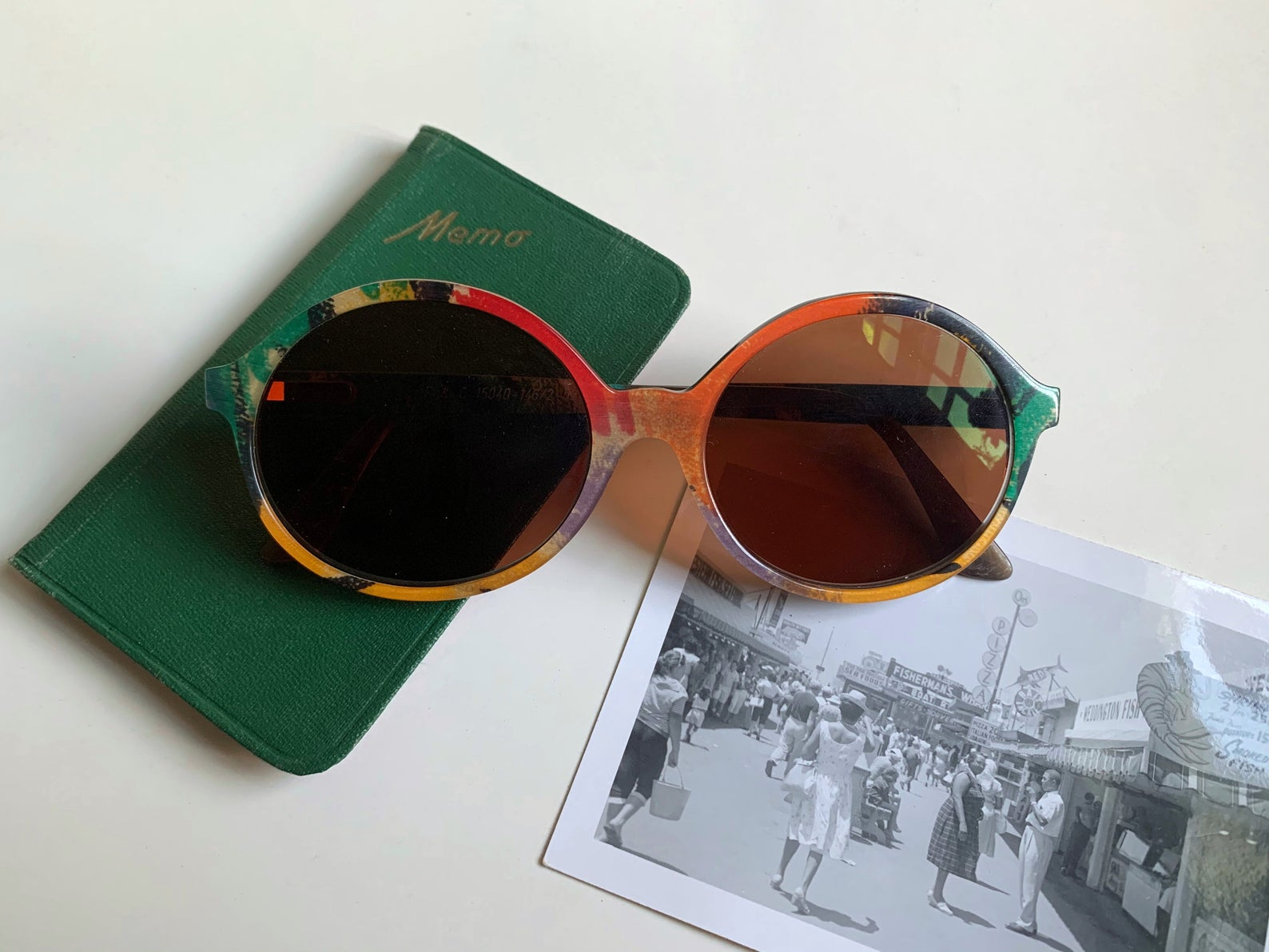 Circ Antiques Vintage Friedrich's & Campbell Sunglasses