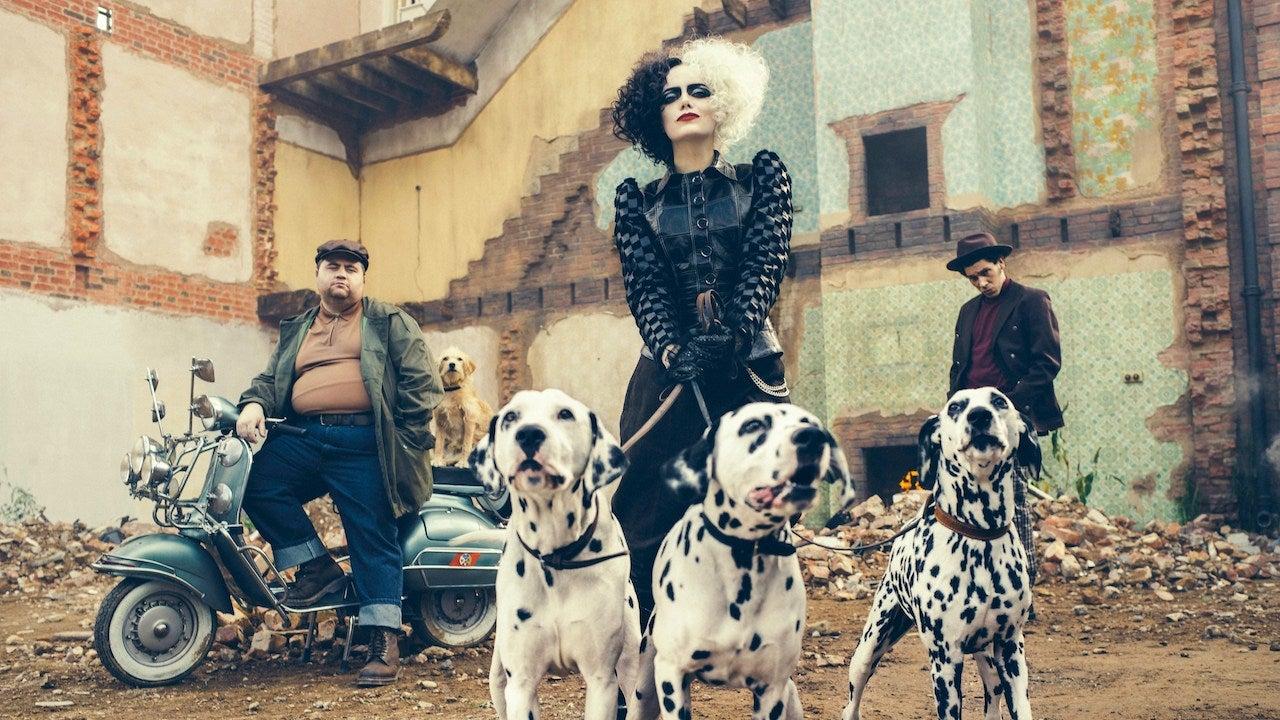 Resultado de imagen de Cruella