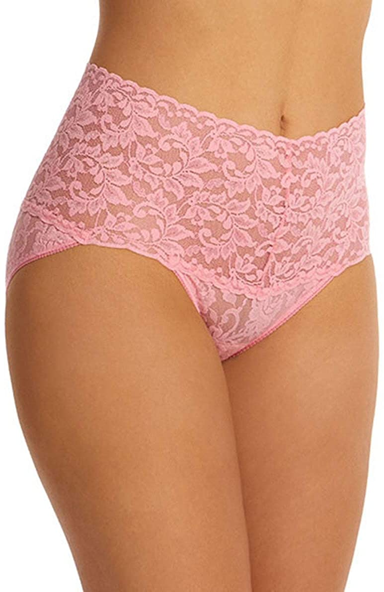 hanky panky, Plus Signature Lace French Brief