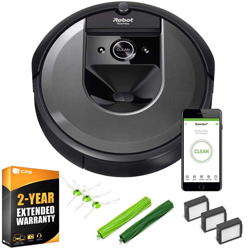 iRobot Roomba i7 7150 Wi-Fi Connected Vacuum