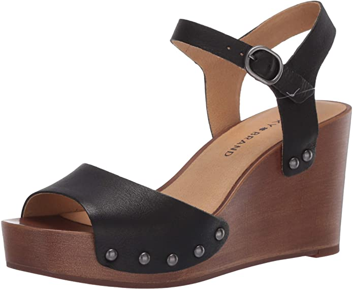 Lucky Brand Women's Zashti Wedge Sandal
