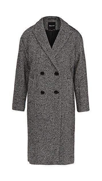 Madewell Brighton Coat