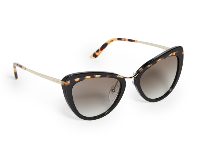 Prada Cinema Cat Eye Sunglasses