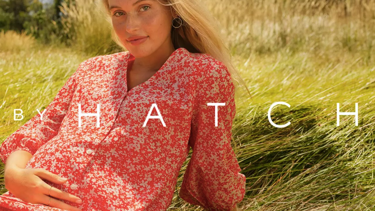 Hatch Maternity Just Dropped A Collection For Target Entertainment Tonight