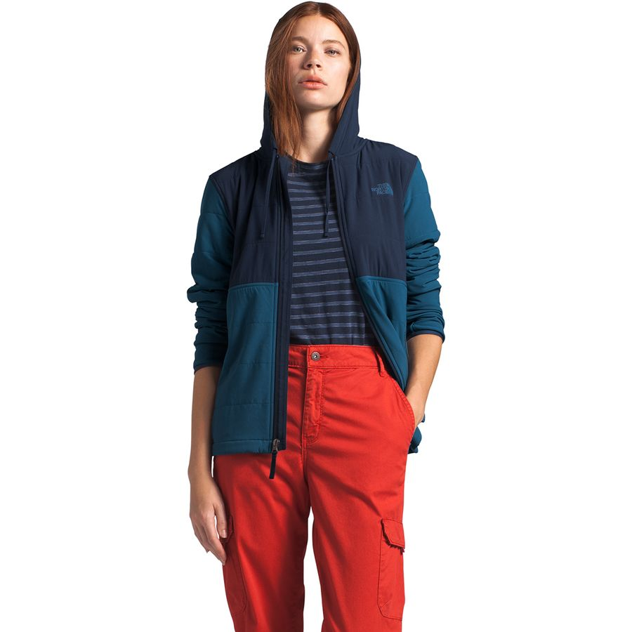 The North Face Mountain Sweatshirt 3.0 Full-Zip Hoodie