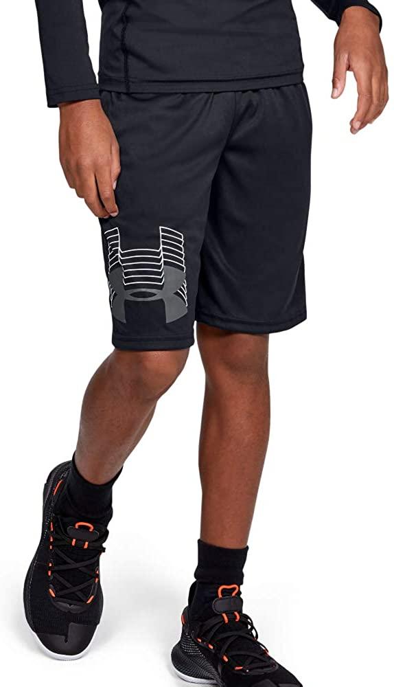 Under Armour Boys' Prototype Logo Shorts
