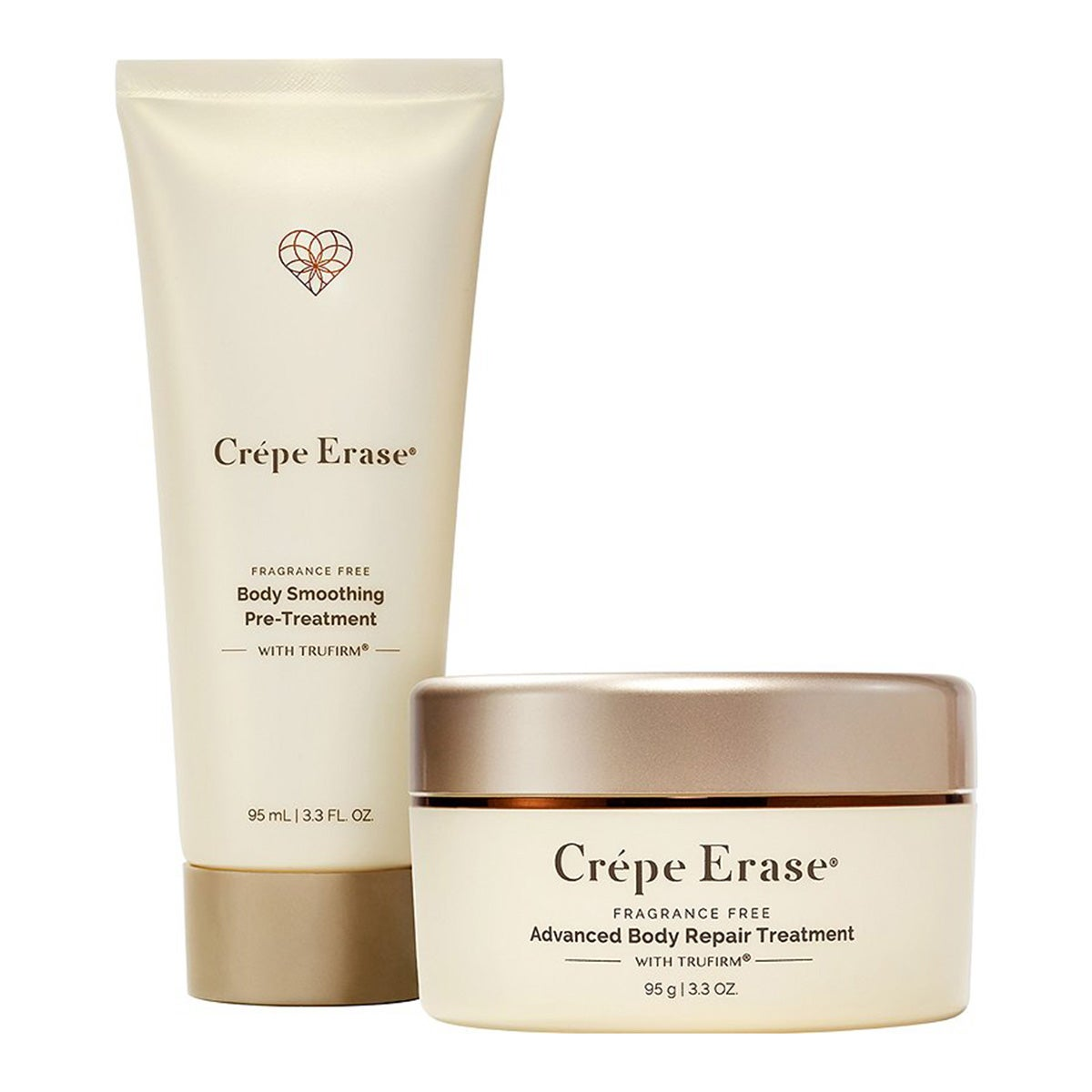 Crepe Erase 2-Step Advanced Body Treatment System