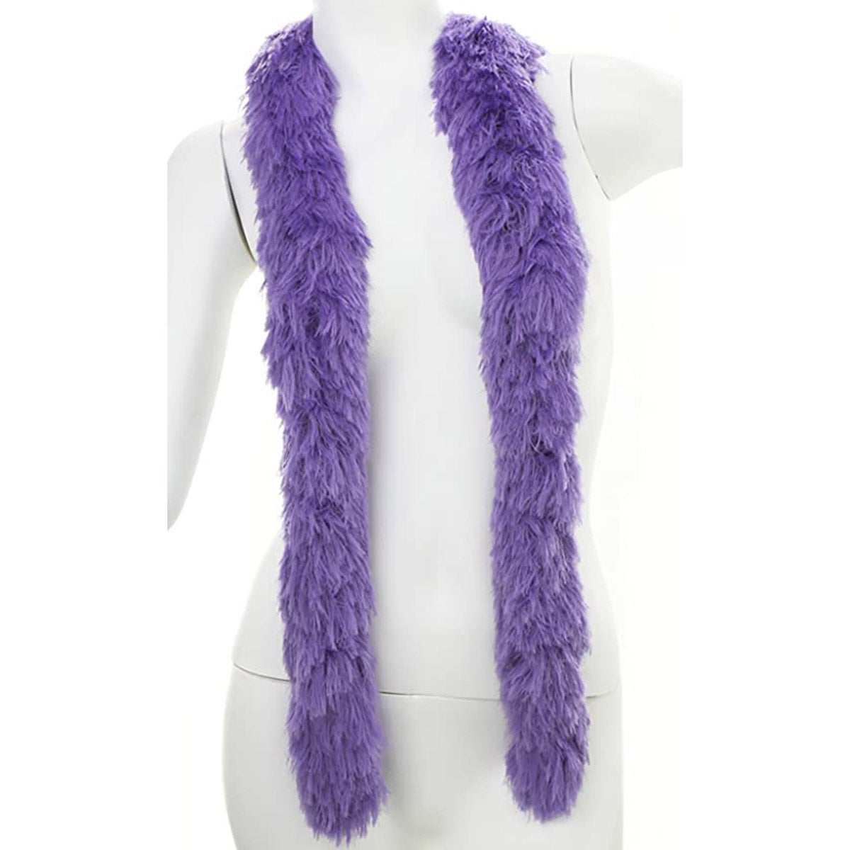 Happy Boa Faux Fur Featherless Boa