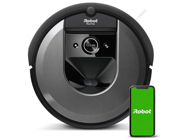 iRobot Roomba i7 7150 Wi-Fi Connected Vacuum
