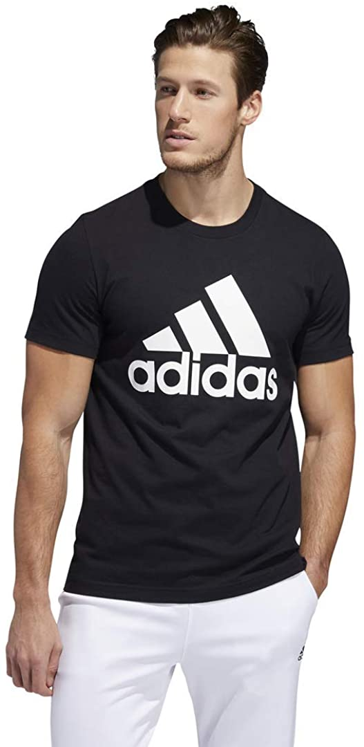 Adidas Men's Badge of Sport Basic Tee