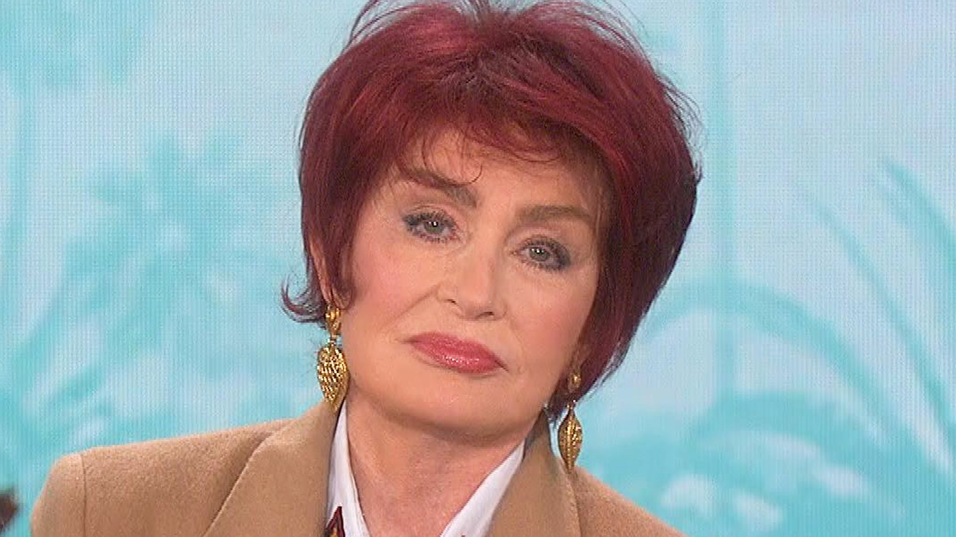 Sharon Osbourne Apologizes After Heated Discussion About Racism On The Talk Piers Morgan Responds Entertainment Tonight