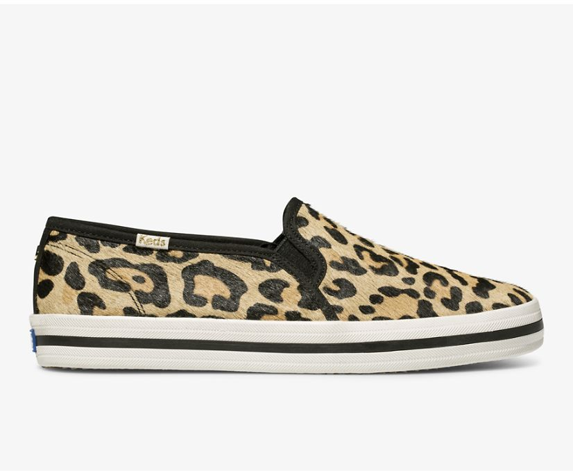 Keds x kate spade new york Calf Hair Slip On