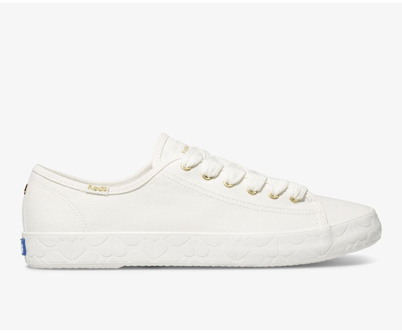 Keds x kate spade new york Kickstart Logo Foxing