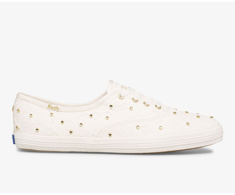Keds x kate spade new york Champion Bridal Lace