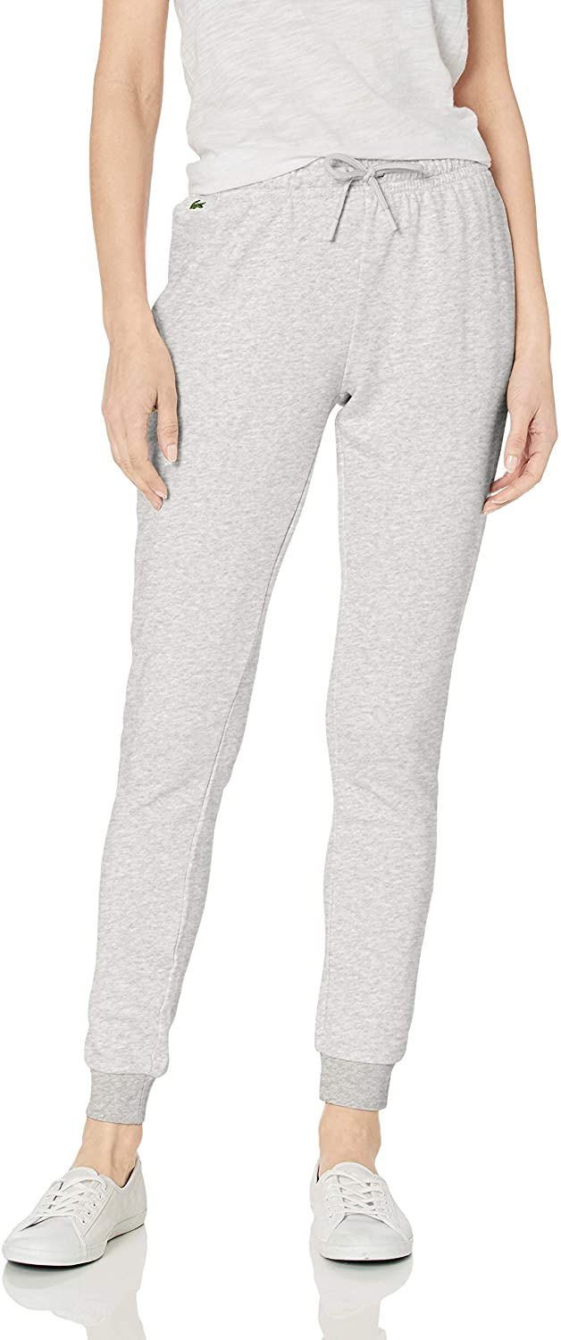 Lacoste Womens Sport Tennis Fleece Trackpants