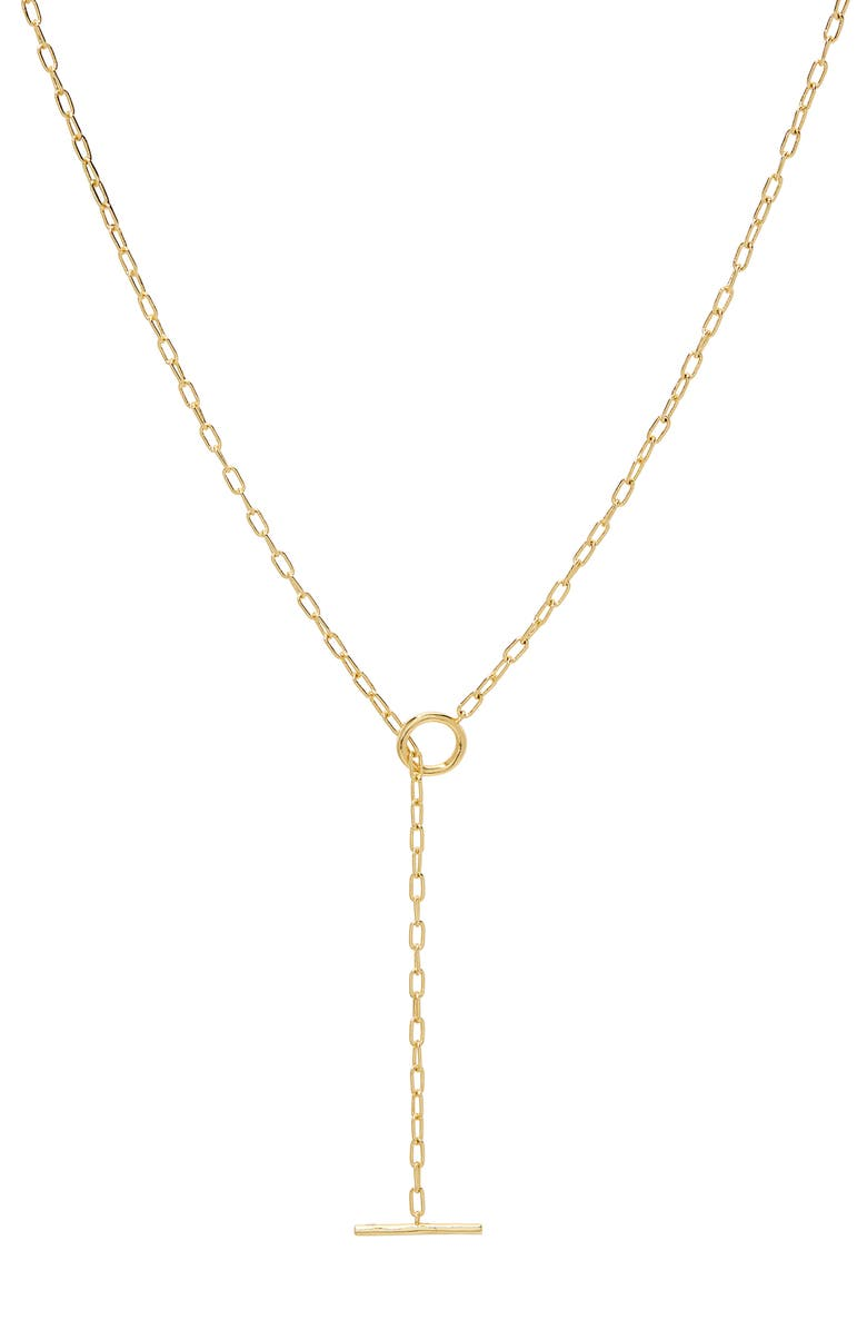 Gorjana Frankie Lariat Necklace