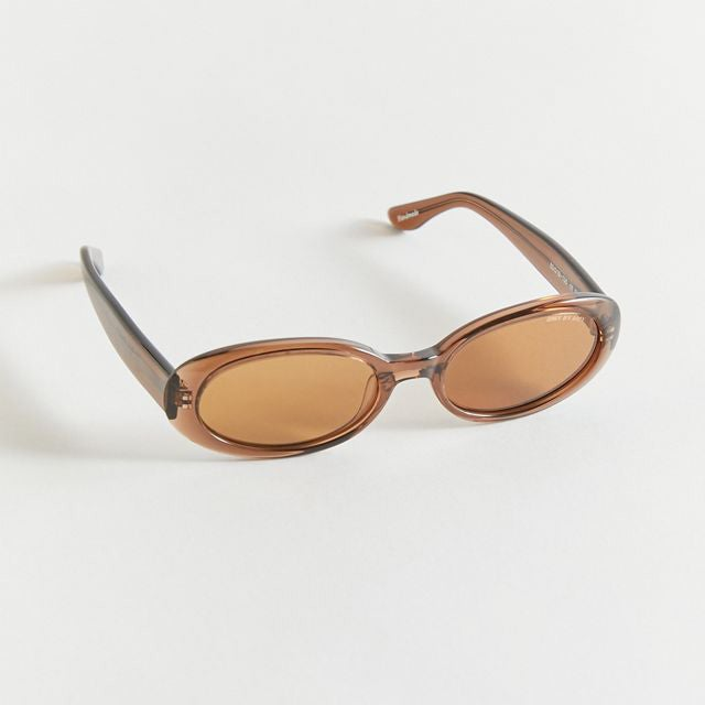 DMY BY DMY Valentina Oval Sunglasses