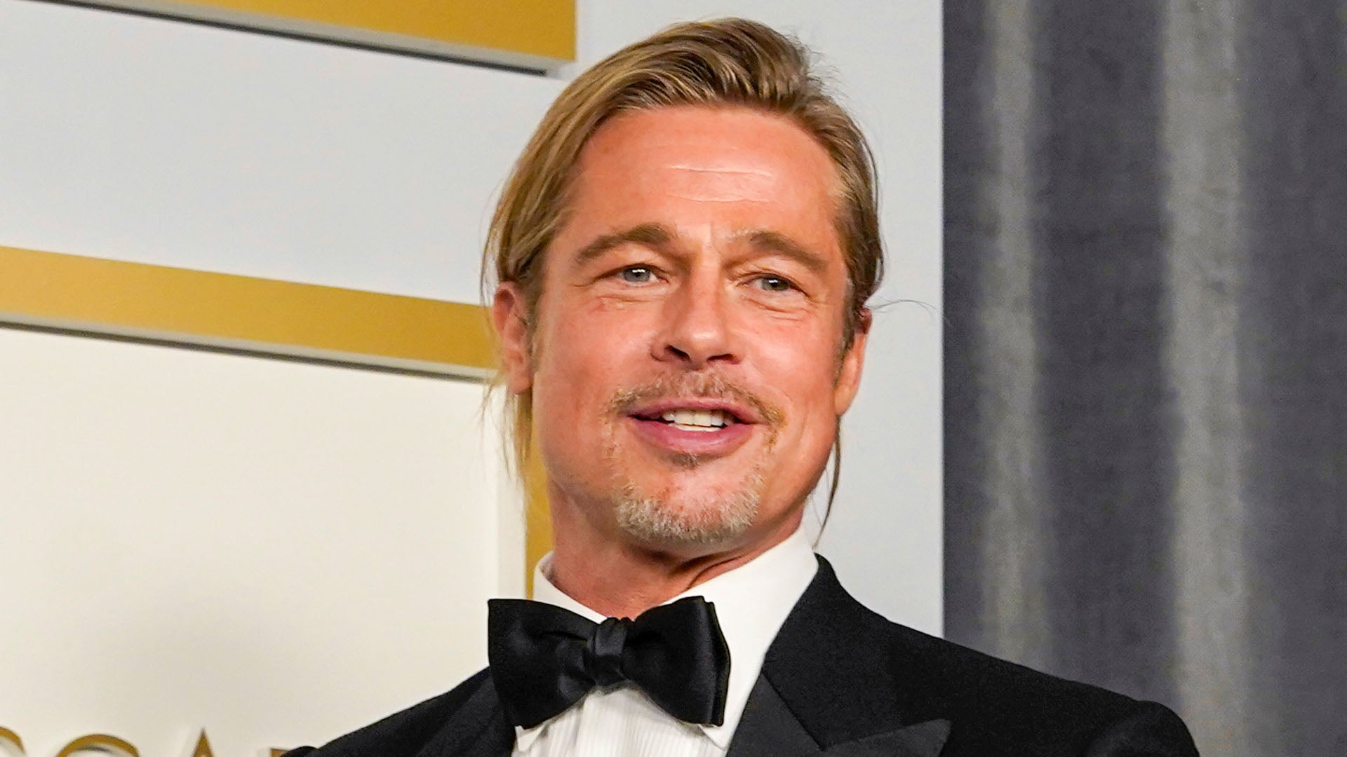 Brad Pitt Makes Best Supporting Actress Nominees Blush at 2021 Oscars