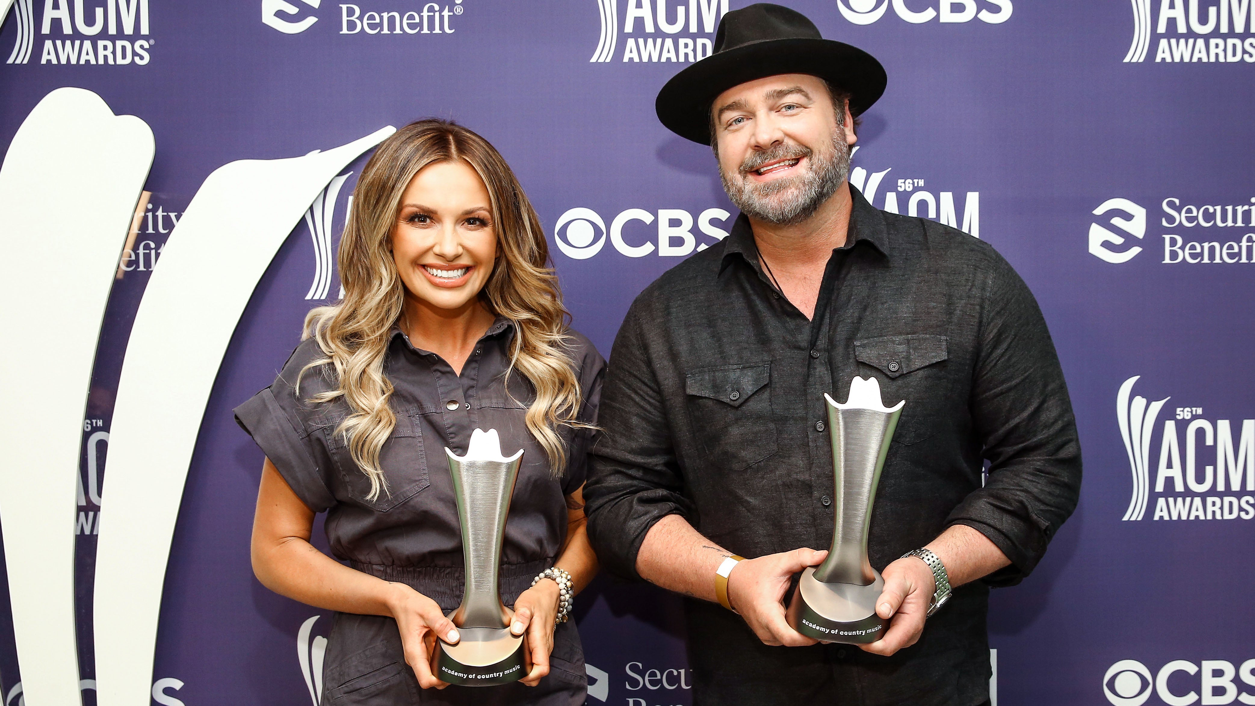 2021 Academy of Country Music Awards: The Winners List   Entertainment  Tonight