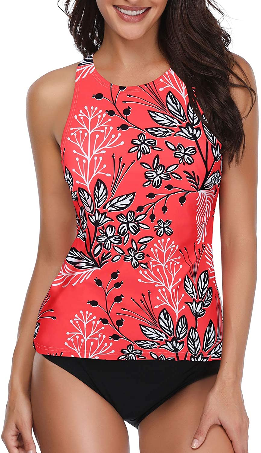 Holipick Tankini Swimsuit