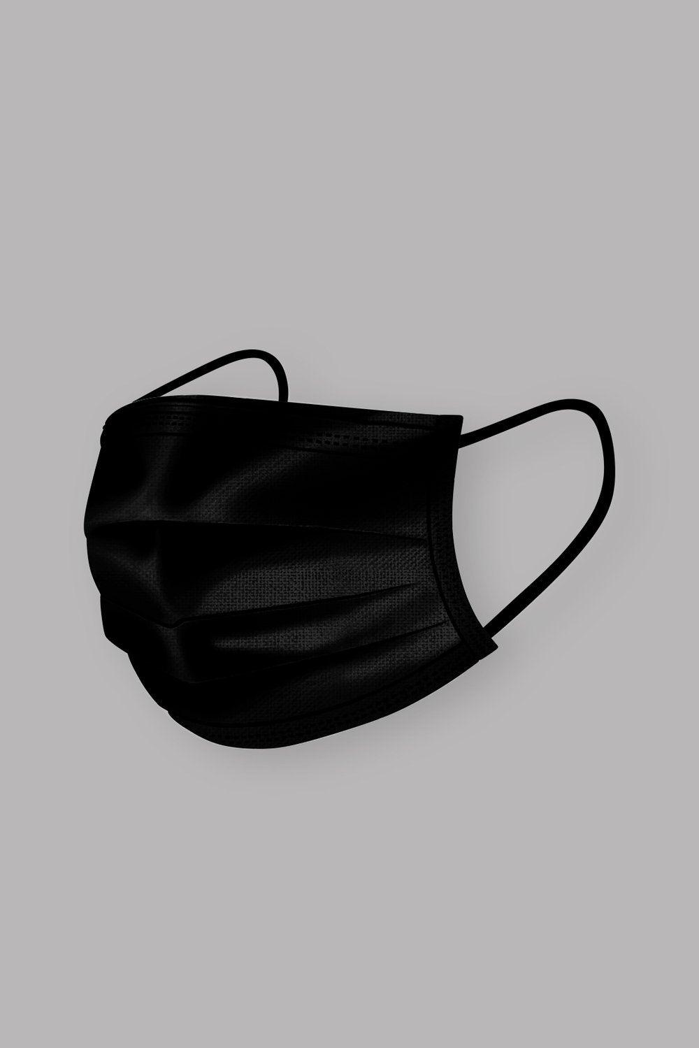 MASKC Midnight Face Masks - 10 Pack