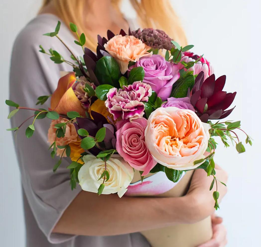 Enjoy Flowers Pre-Arranged Single Size Arrangement