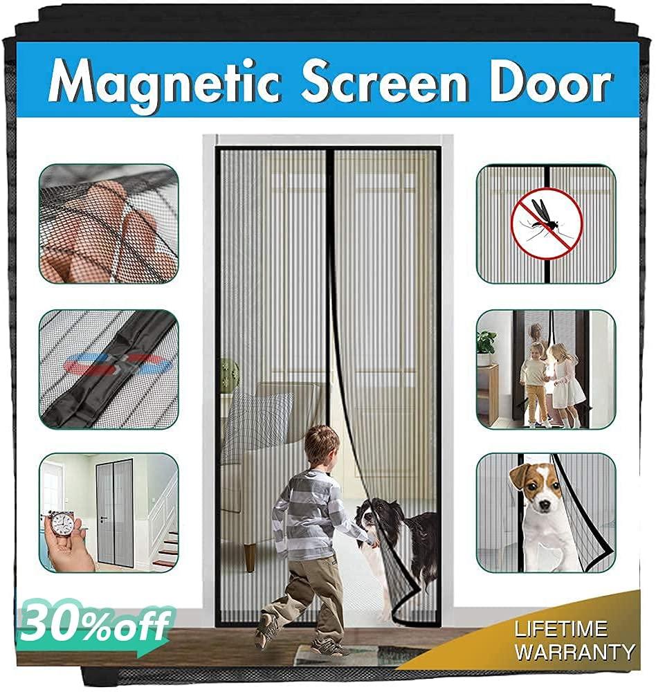 IKSTAR Magnetic Screen Door