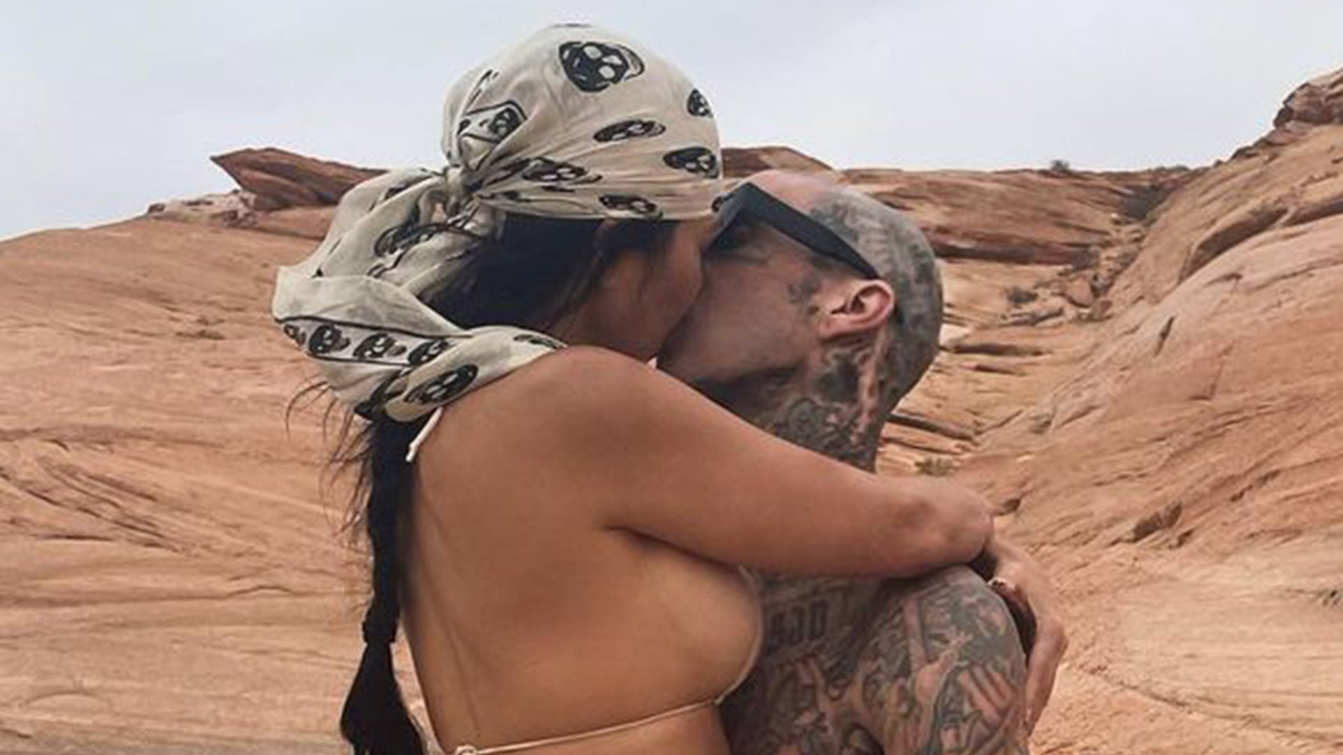 Kourtney Kardashian and Travis Barker Have Talked About Getting Married  (Source)