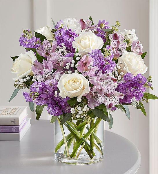 1-800-Flowers Lovely Lavender Medley