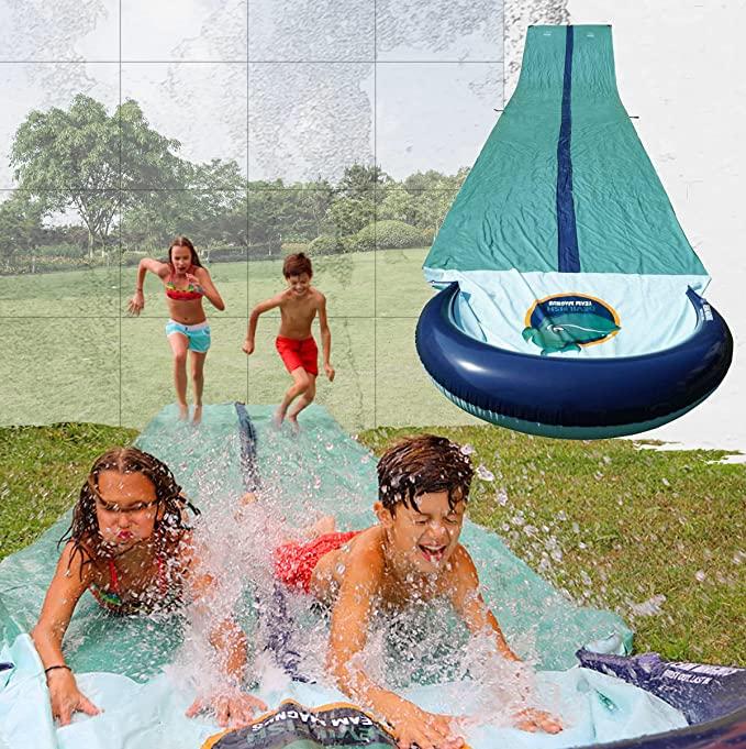TEAM MAGNUS 31ft Water Slide
