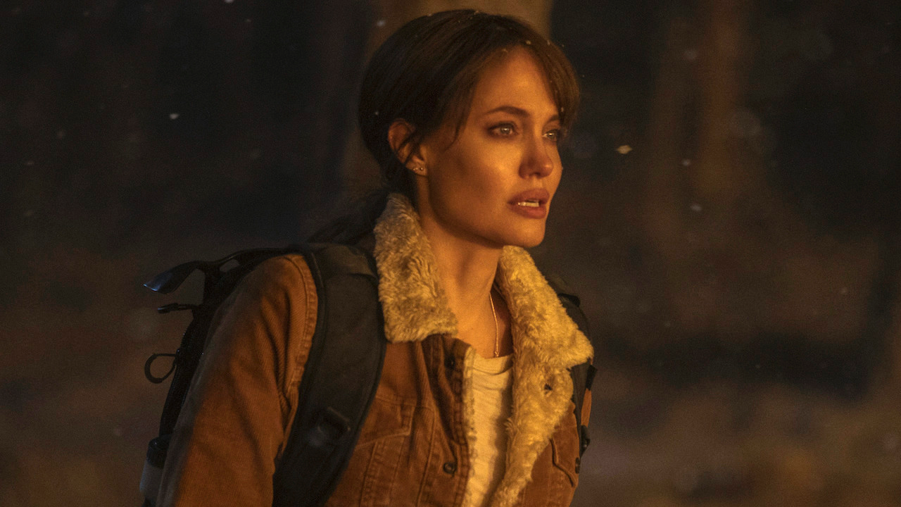 How to Watch Angelina Jolie's 'Those Who Wish Me Dead'   Entertainment Tonight