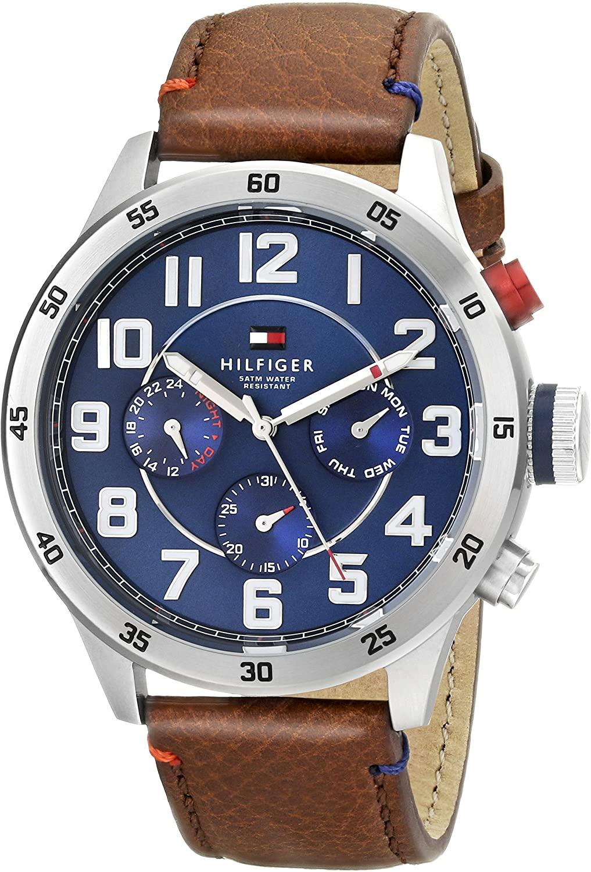 Tommy Hilfiger Men's Stainless Steel Quartz Watch