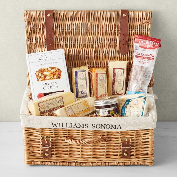 Williams Sonoma Best of Beehive Cheese Hamper