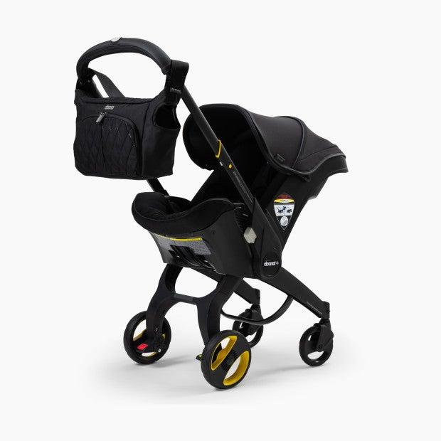 Doona Car Seat & Stroller - Midnight Edition