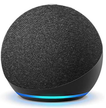 Echo Dot Smart Speaker (4th Generation)