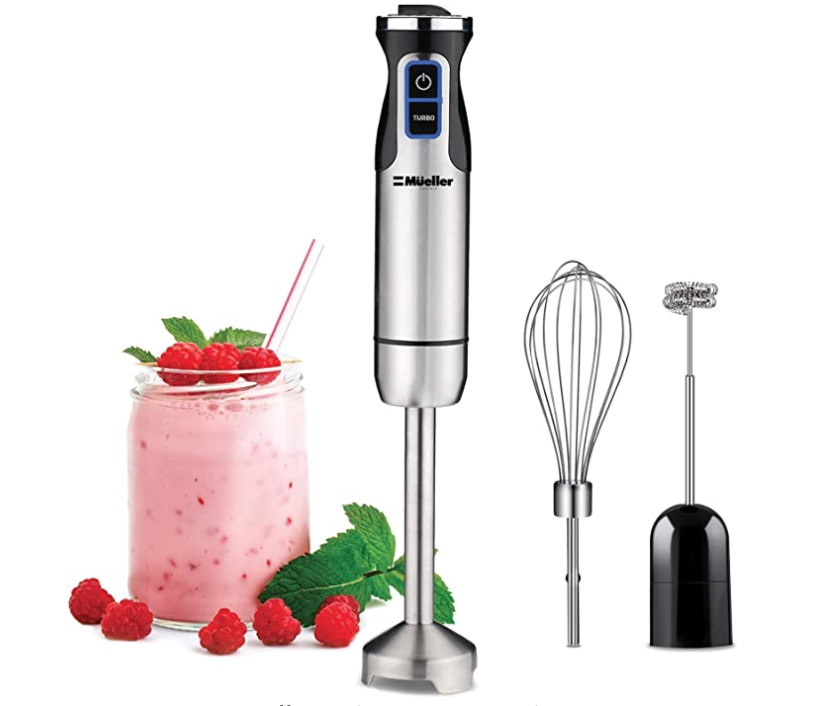 Mueller Austria Ultra-Stick 500 Watt 9-Speed Immersion Multi-Purpose Hand Blender Heavy Duty Copper Motor Brushed 304 Stainless Steel With Whisk, Milk Frother Attachments.png