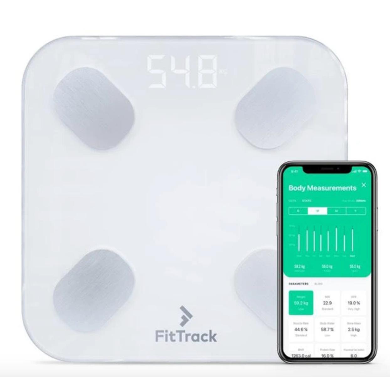 FitTrack BMI Smart Scale