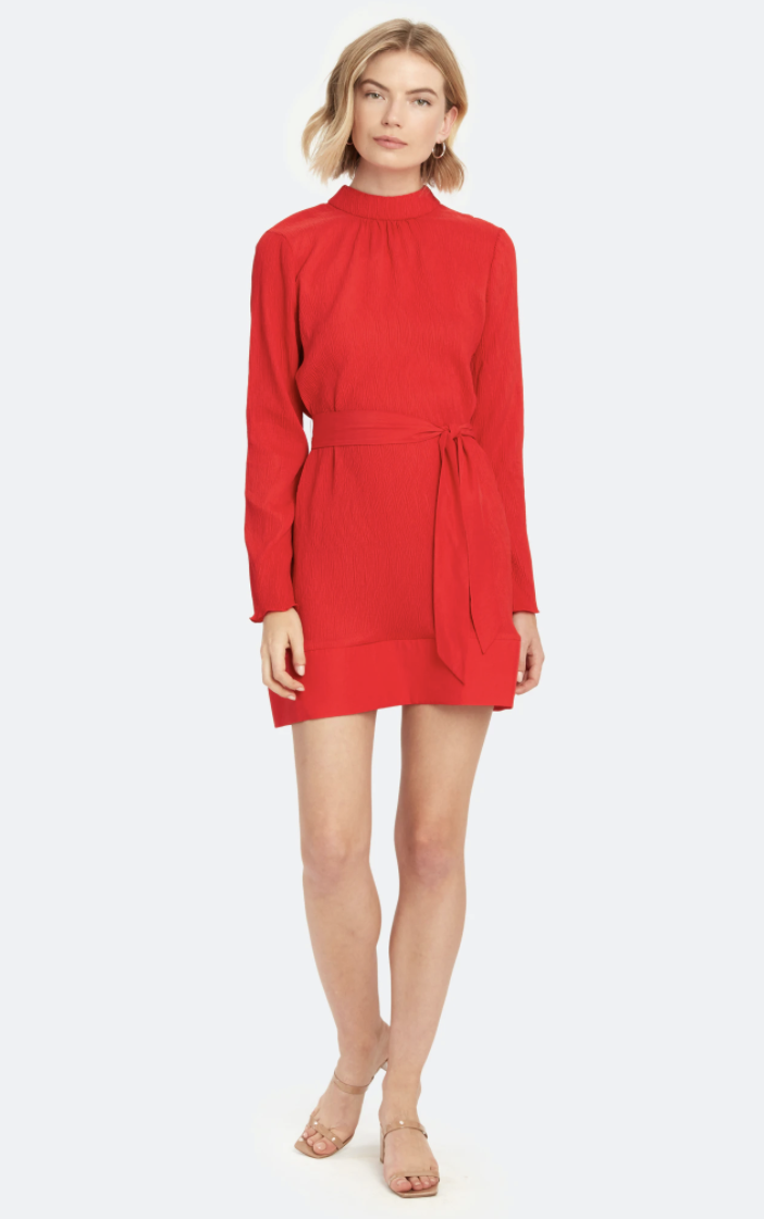 C/MEO Collective Comes in Waves Mini Dress