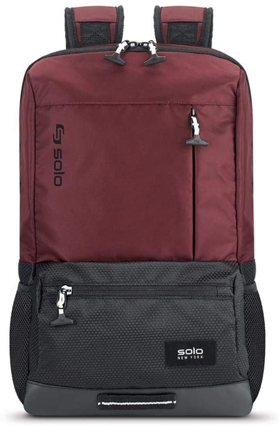 Solo New York Draft Slim Backpack, One Size