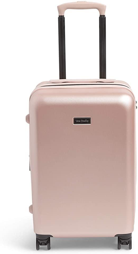 Vera Bradley Women's Rolling Suitcase Luggage