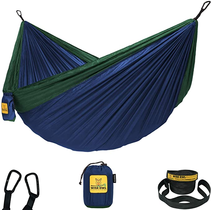 Wise Owl Outfitters Camping Hammocks